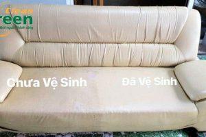 Bảng giá giặt ghế sofa giá rẻ tại Bình Dương – Green Clean