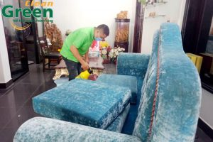Quy trình giặt ghế sofa vải tại nhà đơn giản nhưng hiệu quả