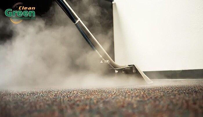 Green Clean - địa chỉ giặt thảm văn phòng tại Bình Dương