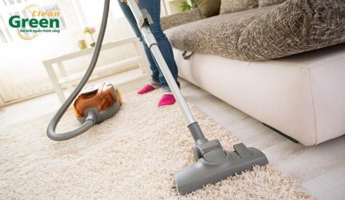Dịch vụ giặt thảm chuyên nghiệp tại nhà