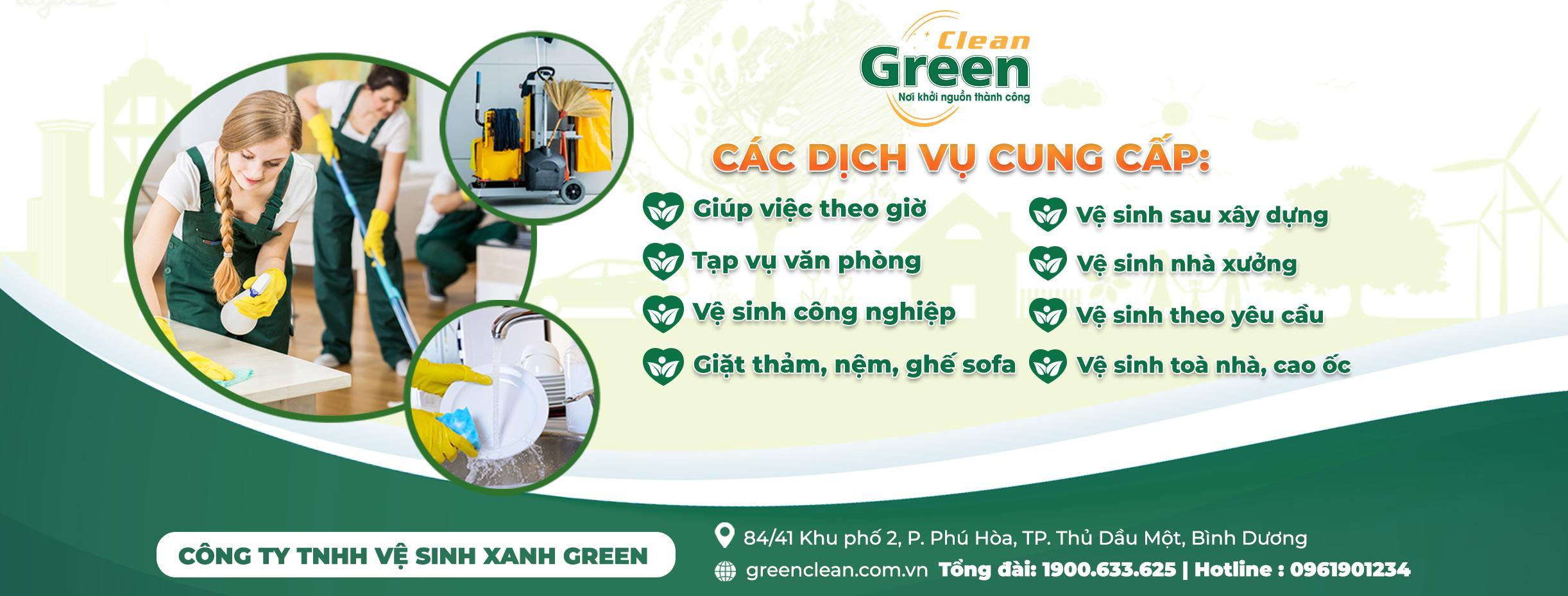 công ty Green Clean
