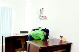 Dịch vụ dịch giặt ghế văn phòng tại Bình Dương giá rẻ