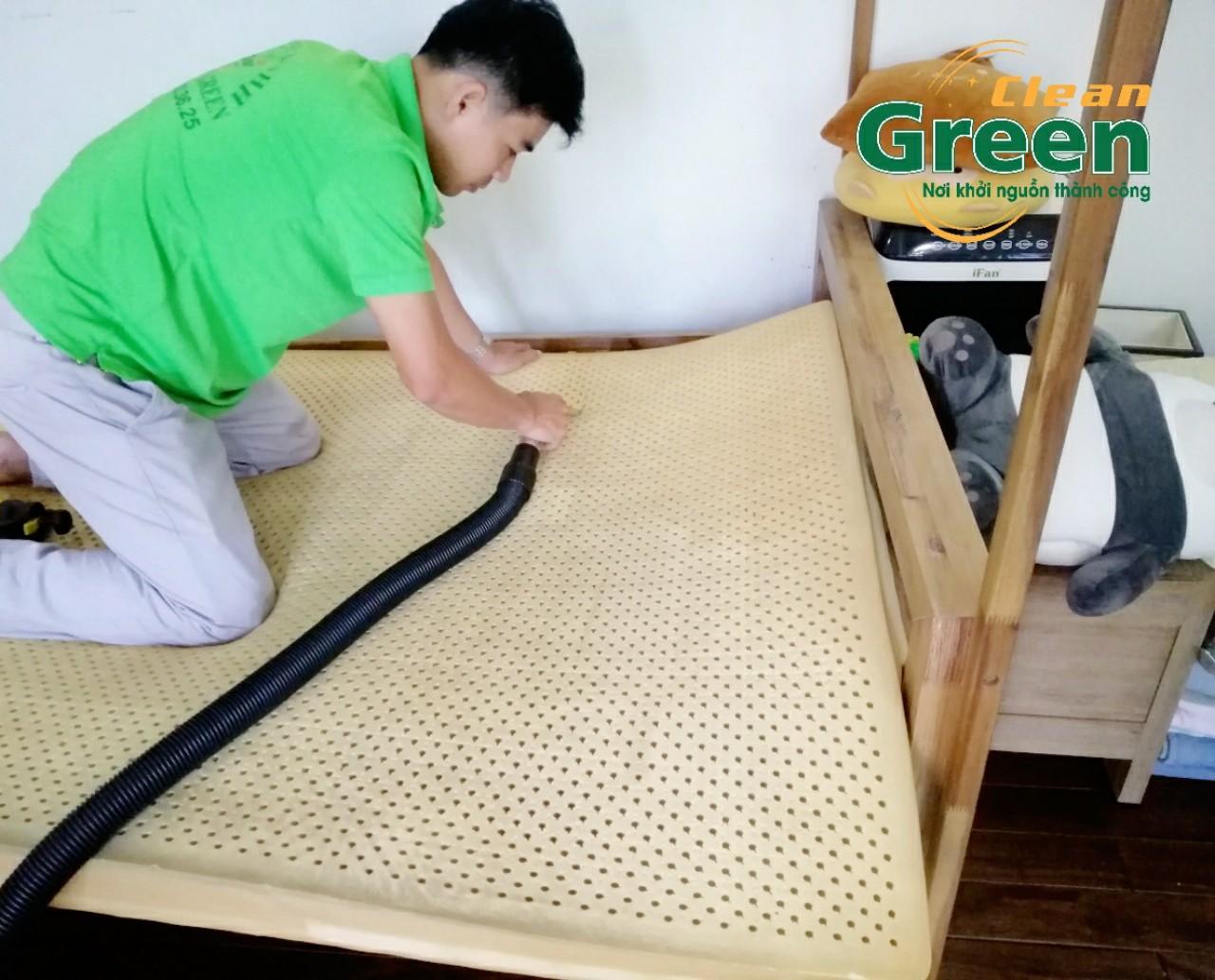 Green Clean - Hướng dẫn cách xử lý nệm bị ướt cực kỳ hiệu quả