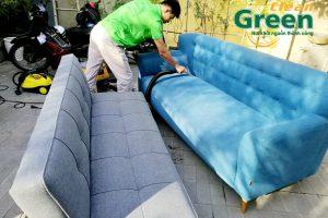 Những sai lầm thường hay gặp khi tự vệ sinh ghế sofa mà bạn cần tránh