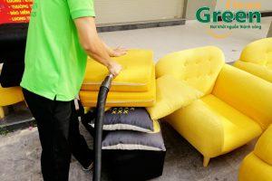 Hướng dẫn giặt Sofa – dễ như ăn quà vặt