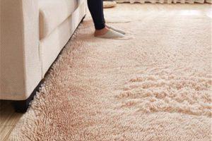 Cách giặt thảm khô tại nhà cực kỳ hiệu quả mà bạn nên biết