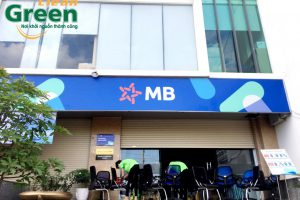Giặt ghế tại ngân hàng Quân Đội – MB Bank Bình Phước của Green Clean