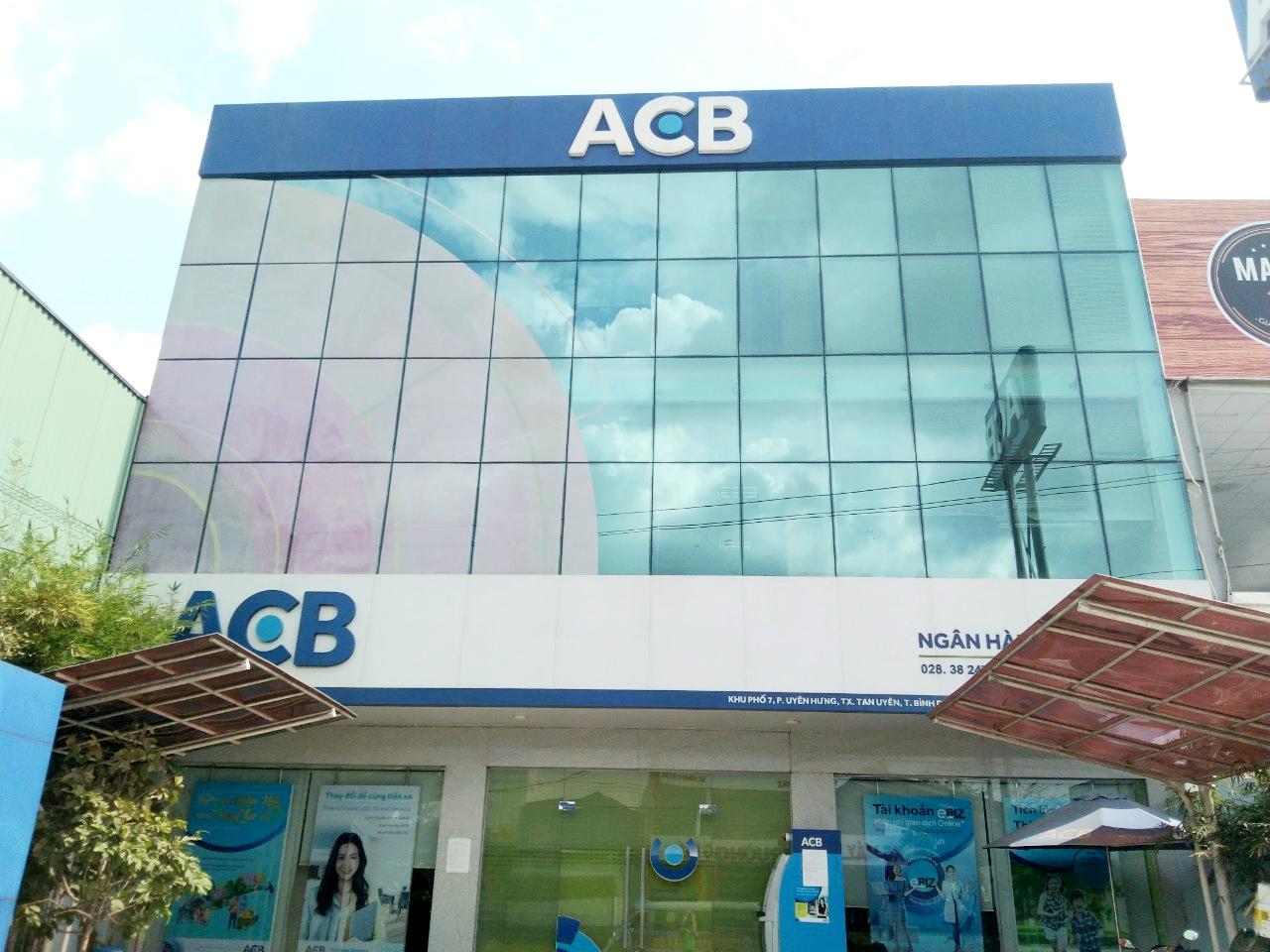 giặt ghế ngân hàng ACB